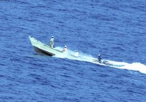 Сомалийские пираты захватили танкер с нефтью из ОАЭ