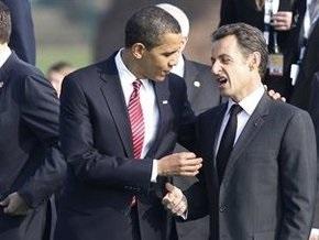 Обама и Саркози могут стать лауреатами Нобелевской премии
