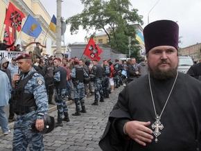 В РПЦ считают, что создание Украинской поместной церкви приведет к гражданской войне