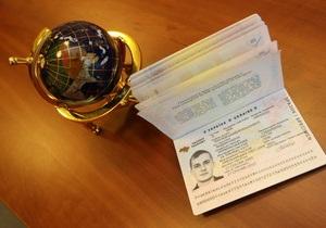 Украинцы смогут ездить в Европу без виз не раньше 2014 года - DW