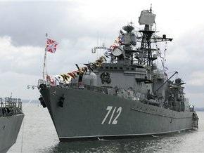 Корабли ВМФ России начали регулярное патрулирование берегов Сомали