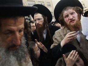 В Израиле в ходе массовых волнений задержаны 50 ультраортодоксальных евреев