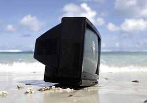 Мировой рынок - Впервые в истории поставки на рынок ЖК-телевизоров начали падать