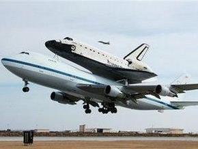NASA начала транспортировку Atlantis  во Флориду