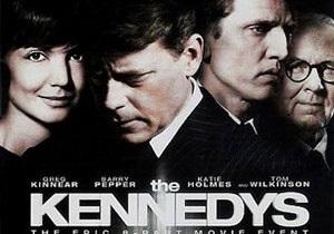 Американский телеканал решил не ставить в эфир сериал о семье Кеннеди
