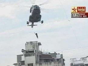 Индийский спецназ начал штурм Еврейского центра в Мумбаи