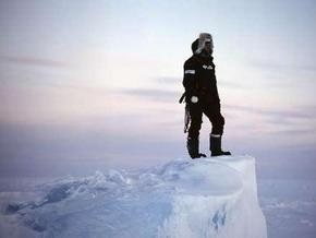 Британские ученые отправились на льдине к Северному полюсу