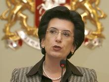 В Грузии «Политиком года» стала Нино Бурджанадзе