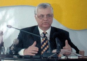 С попавшегося на взятке главы Апелляционного суда Херсонской области взяли подписку о невыезде
