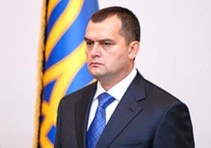 Захарченко заверил в способности милиции защитить украинцев