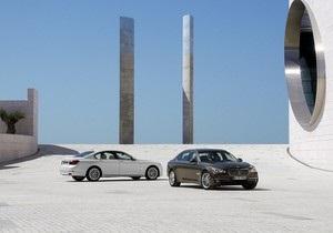 Стали известны новые подробности о новой BMW 7-Series