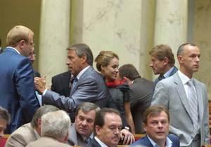 Рада приняла закон о судоустройстве и статусе судей