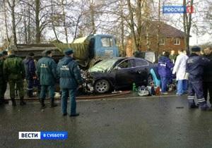 Минобороны РФ: Авария с участием командующего ВДВ не была покушением