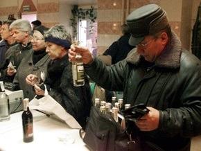 Глава Минздрава призвала начать новую антиалкогольную кампанию в России