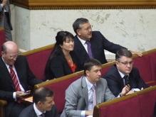НУ-НС не хочет коалиции без Блока Литвина