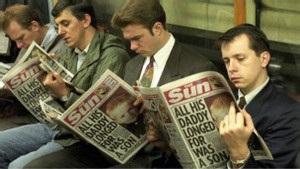 Британский таблоид Sun впервые выйдет в воскресенье