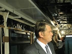 Ющенко объяснил, кто такая Вона