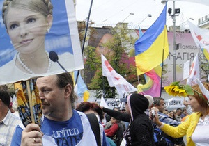В Одессе оппозиции и Евреям против Гурвица запретили проводить акции на День Независимости