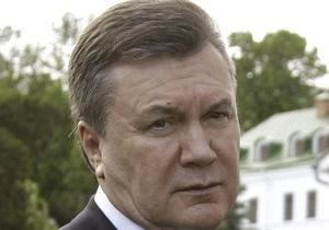 Янукович: Глубоко скорблю о безвременной утрате Олеся Ульяненко