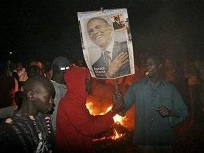 На родине предков Обамы уже начали праздновать  победу кандидата от демократов