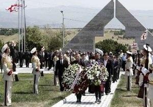 Сегодня отмечают вторую годовщину войны в Южной Осетии