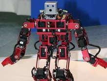 Россиянин из города невест создал робота-няньку