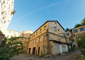 Компания Ахметова к июню завершит демонтаж зданий фабрики Юность на Андреевском