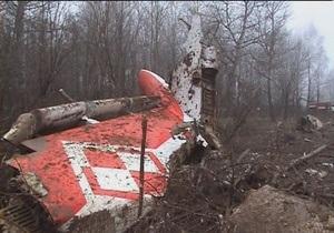 В Польше заявили, что пилот разбившегося Ту-154 хорошо знал русский язык