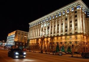 Новости Киева - Оппозиция практически собрала подписи за созыв внеочередной сессии Киевсовета, заявляют в УДАРе