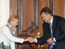 Опрос: У Тимошенко и Януковича равные шансы стать Президентом