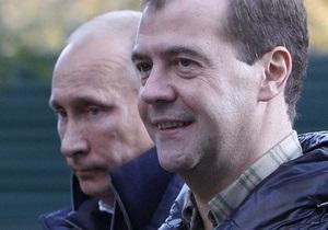 Глава предвыборного штаба Путина раскритиковал Медведева