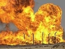 В Хмельницкой области произошел взрыв на нефтебазе, есть жертвы