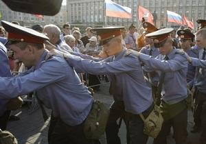 В России милиционеров будут называть  господин полицейский