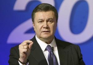 Янукович: Украину сделали всемирной свалкой мясопродуктов
