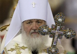 Патриарх Кирилл: Не надо удивляться стрельбе в кинотеатре