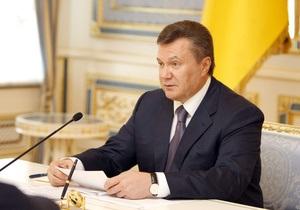 Янукович попросил Азарова предотвращать попытки нецелевого использования бюджетных средств
