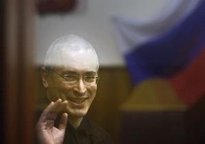 Amnesty International признала Ходорковского узником совести