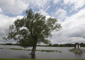 Уровень воды в реке Одер достиг критической отметки. Бранденбург готовится к наводнению
