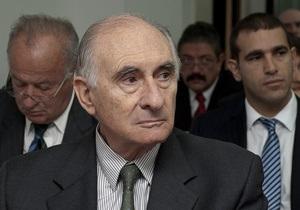 В Аргентине судят экс-президента за подкуп сенаторов