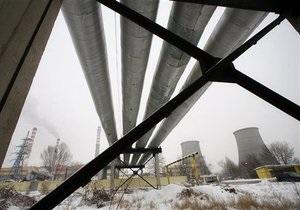 В 2012 году Украина потратит на модернизацию ГТС в девять раз меньше, чем планирует привлечь