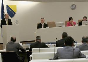 Парламент Республики Сербской в составе Боснии и Герцеговины принял закон о референдуме