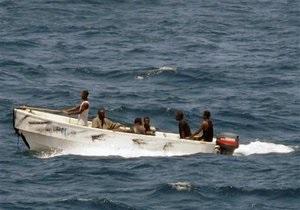 Австралийские военные отбили атаку пиратов на британское судно