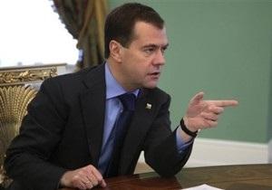 Медведев объяснил задержку отправки посла в Украину: Начали хамить по полной программе
