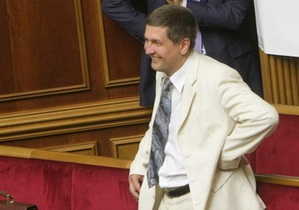 Экс-глава Комитета избирателей Украины вступил в партию Балоги