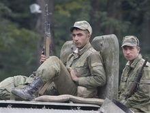 Российские войска вошли в Поти
