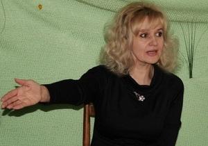 Фарион оценила украинский язык Тимошенко, Азарова и Герман
