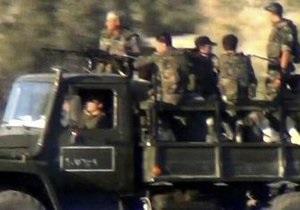 Полномасштабные бои развернулись в Дамаске