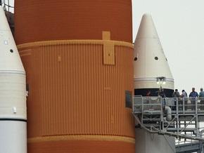 NASA отложило запуск Endeavour из-за очередной утечки водорода