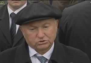 Лужков собирается посетить Крым, несмотря на запрет СБУ