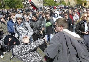 Львовский горсовет просит суд запретить все уличные акции 22 июня